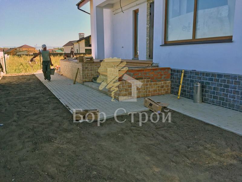 бужарово бетон
